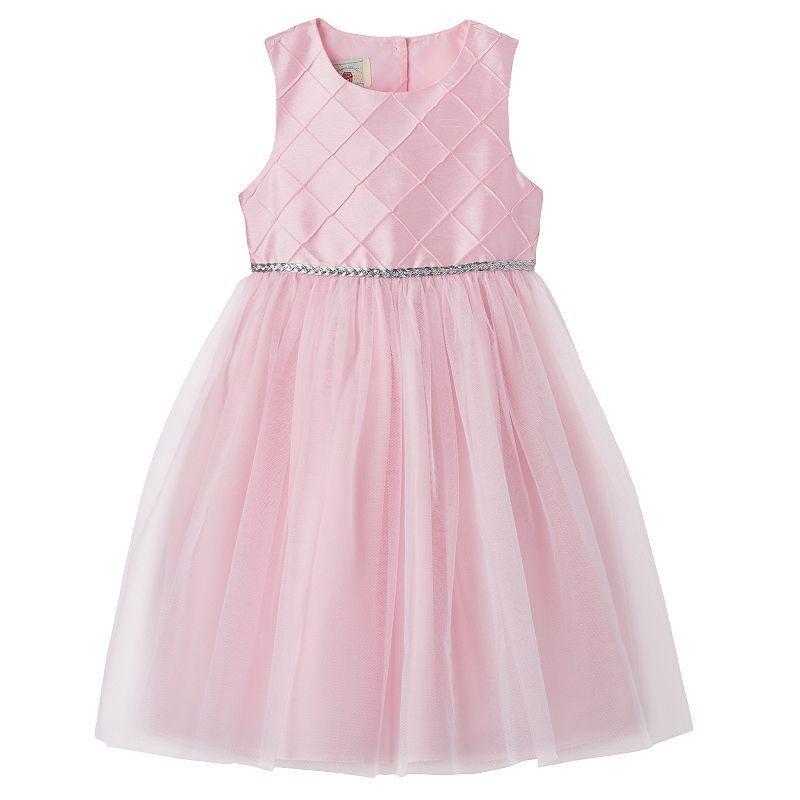 Baby Girl Marmellata Classics Tulle Dress