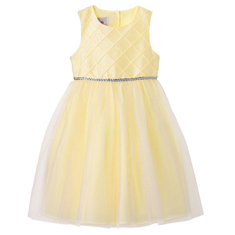 Baby Girl Marmellata Classics Tulle Dress