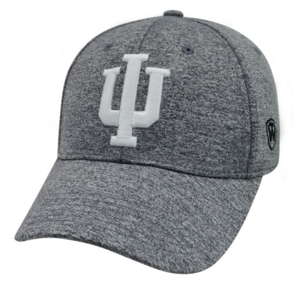 Adult Top of the World Indiana Hoosiers Steam Cap