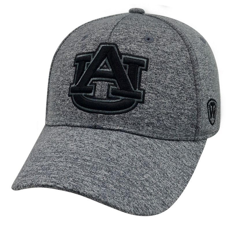 Adult Top of the World Auburn Tigers Steam Cap