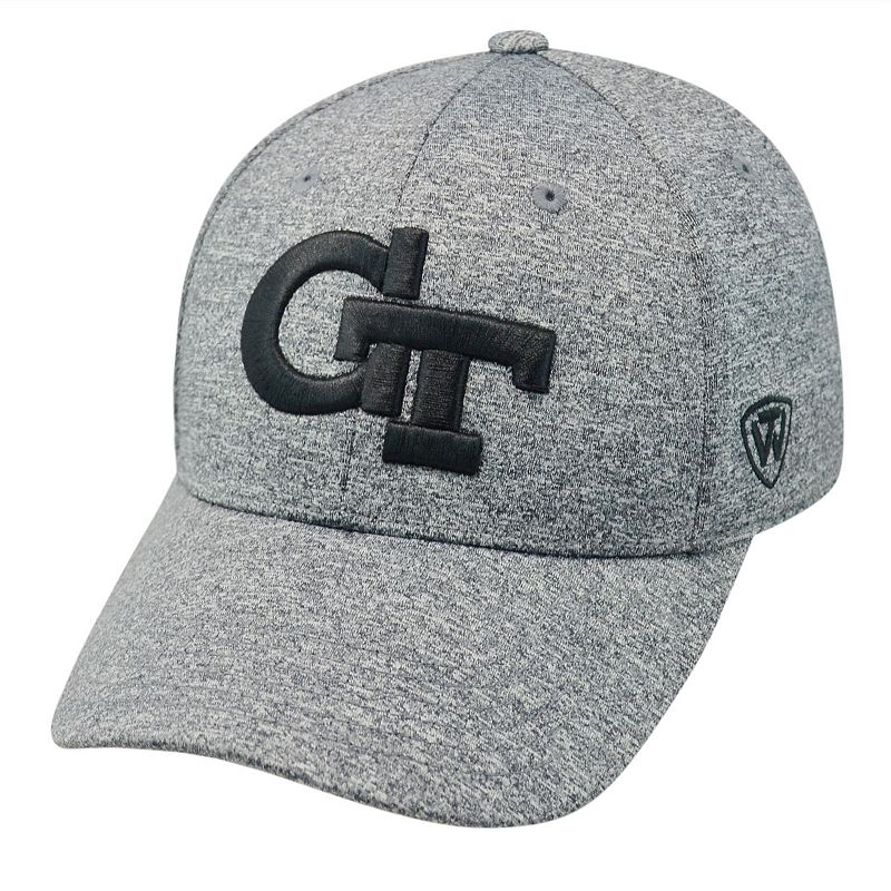 Adult Top of the World Georgia Tech Yellow Jackets Steam Cap