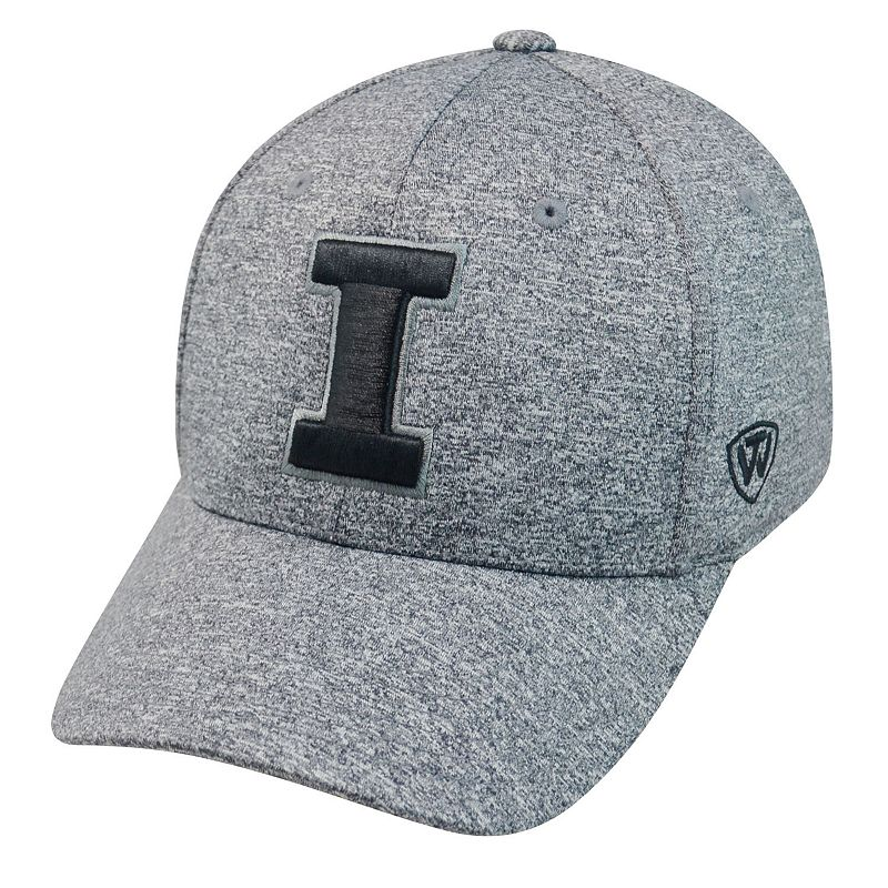 Adult Top of the World Illinois Fighting Illini Steam Cap