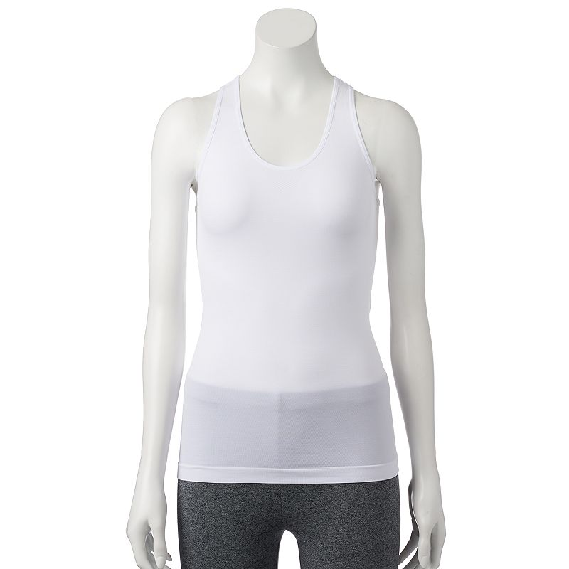 Women's Jockey Seamfree Racerback Tank