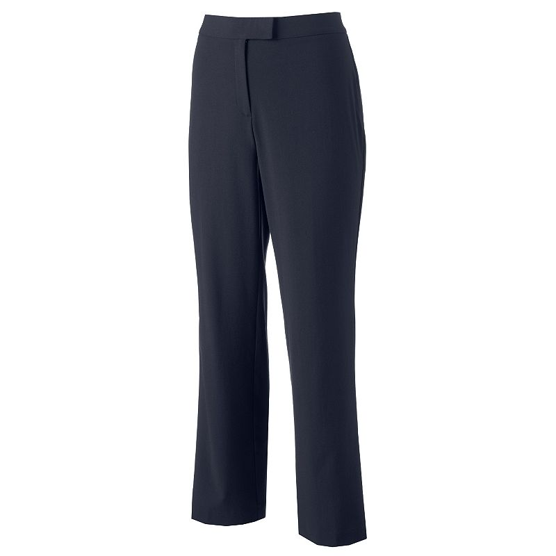 Petite Napa Valley Slimming Dress Pants