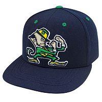 Adult Top of the World Notre Dame Fighting Irish Flat-Bill Cap