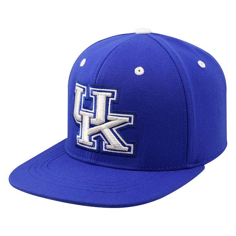 Adult Top of the World Kentucky Wildcats Flat-Bill Cap