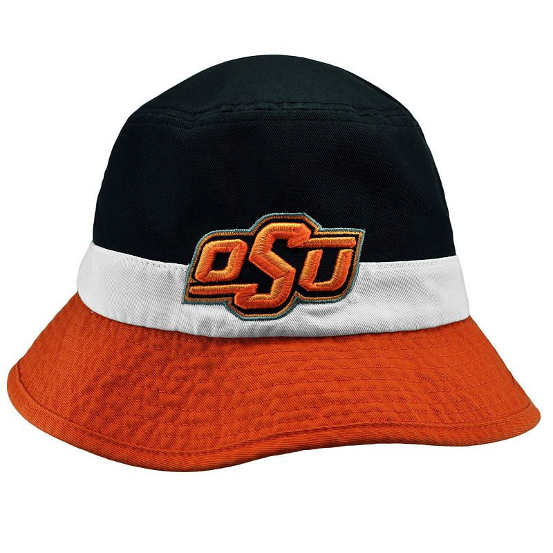 Adult Top of the World Oklahoma State Cowboys Trifecta Bucket Hat