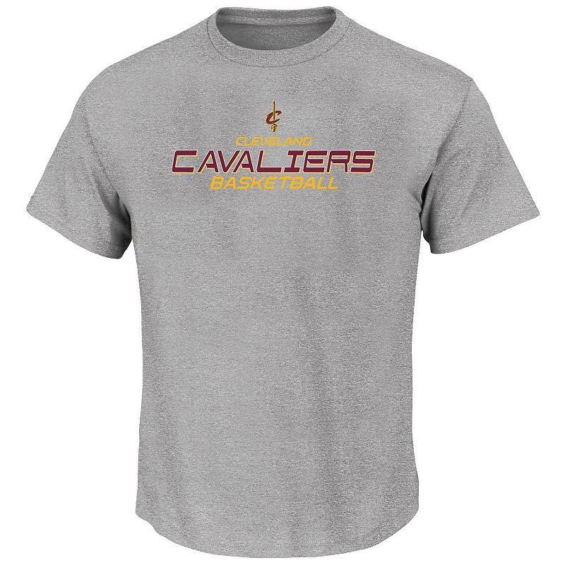 Big & Tall Majestic Cleveland Cavaliers Tee