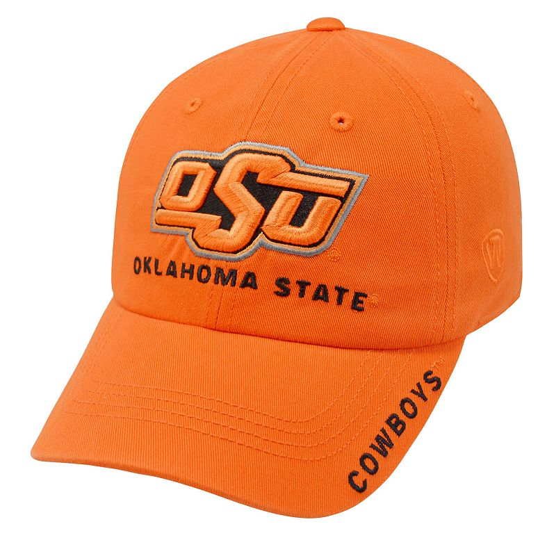 Adult Top of the World Oklahoma State Cowboys Undefeated Adjustable Cap