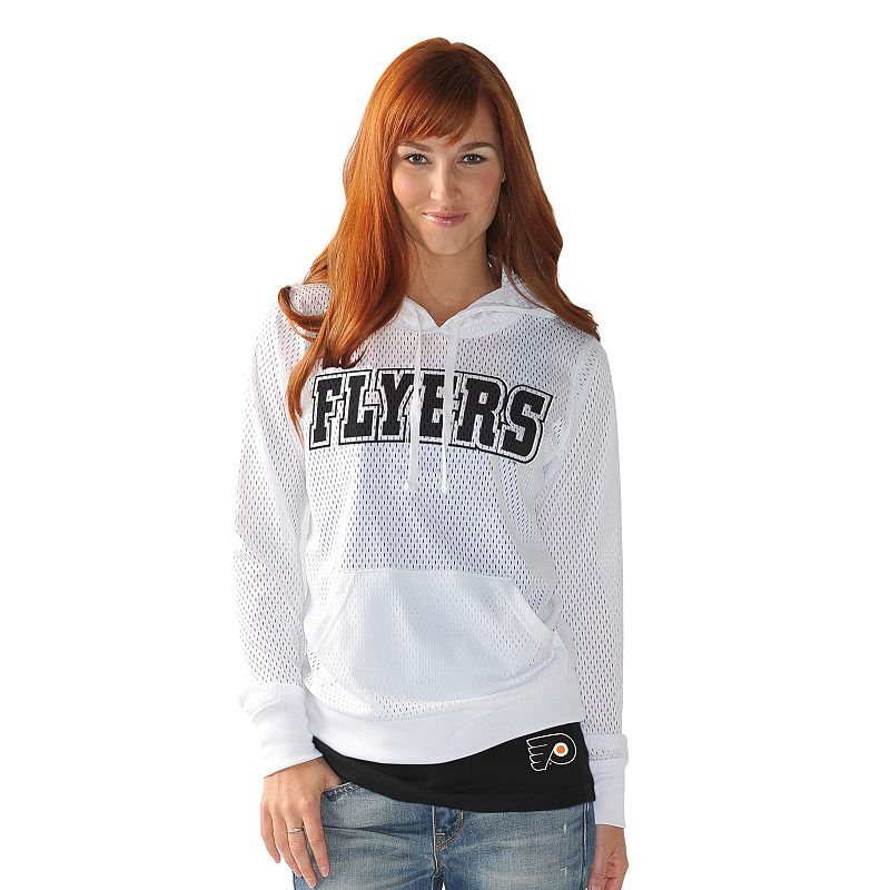 Women's Philadelphia Flyers Kick Off Hoodie