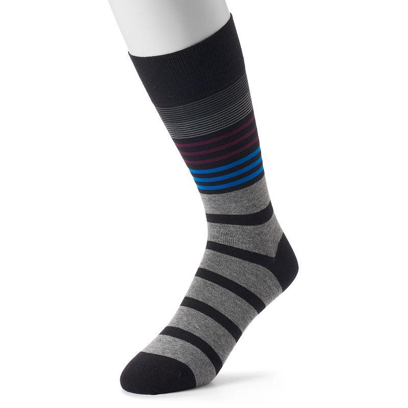 Men's Marc Anthony Striped Dress Socks