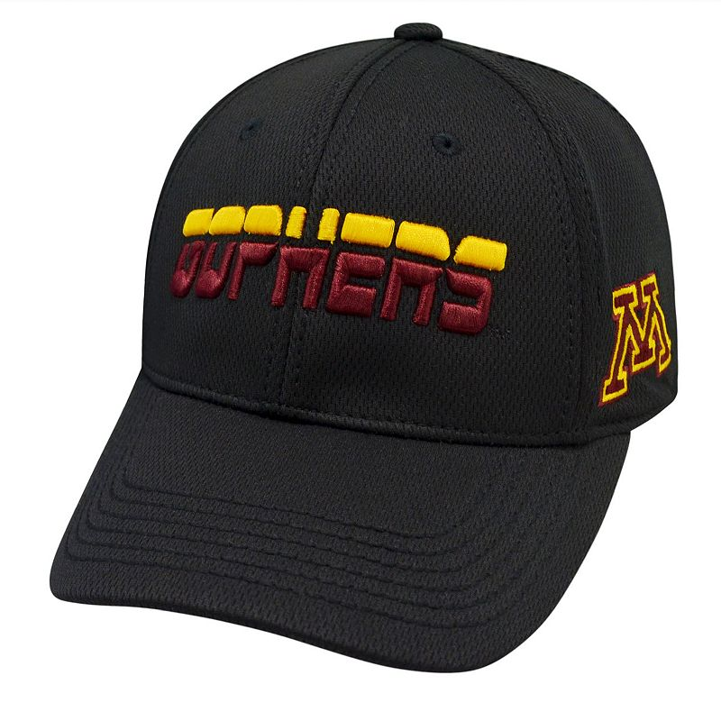 Adult Top of the World Minnesota Golden Gophers Vigor One-Fit Cap