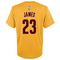 Boys 8-20 adidas Cleveland Cavaliers LeBron James Tee