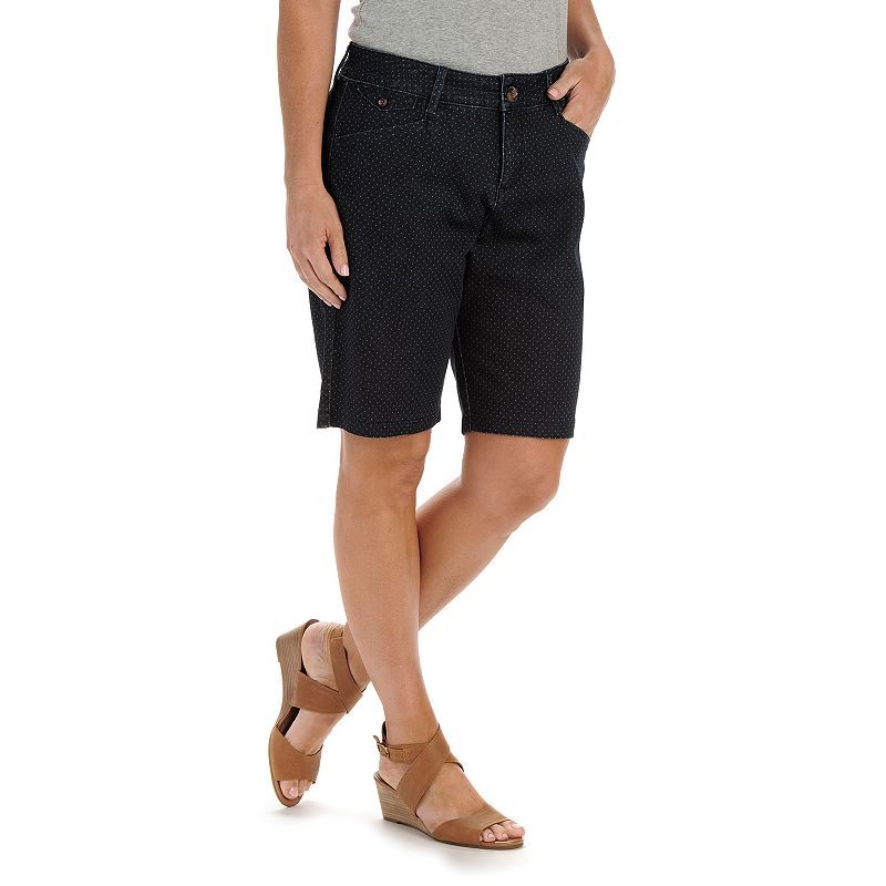 Women's Lee Ginnette Bermuda Jean Shorts