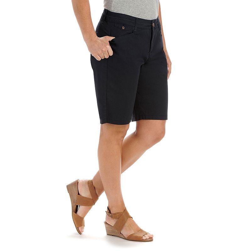 Women's Lee Ginnette Bermuda Jean Shorts