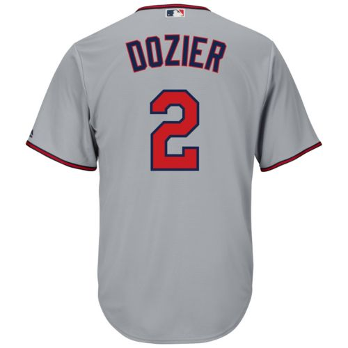 Men's Majestic Minnesota Twins Brian Dozier Replica MLB Jersey
