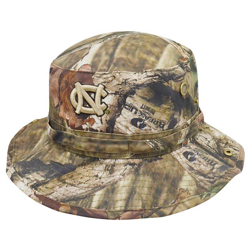 Adult Top of the World North Carolina Tar Heels Woodsmen Bucket Hat