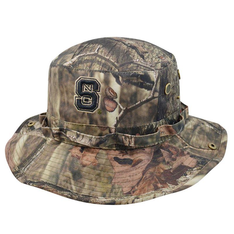 Adult Top of the World North Carolina State Wolfpack Woodsmen Bucket Hat