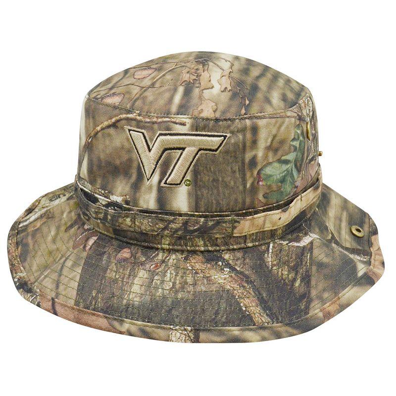 Adult Top of the World Virginia Tech Hokies Woodsmen Bucket Hat