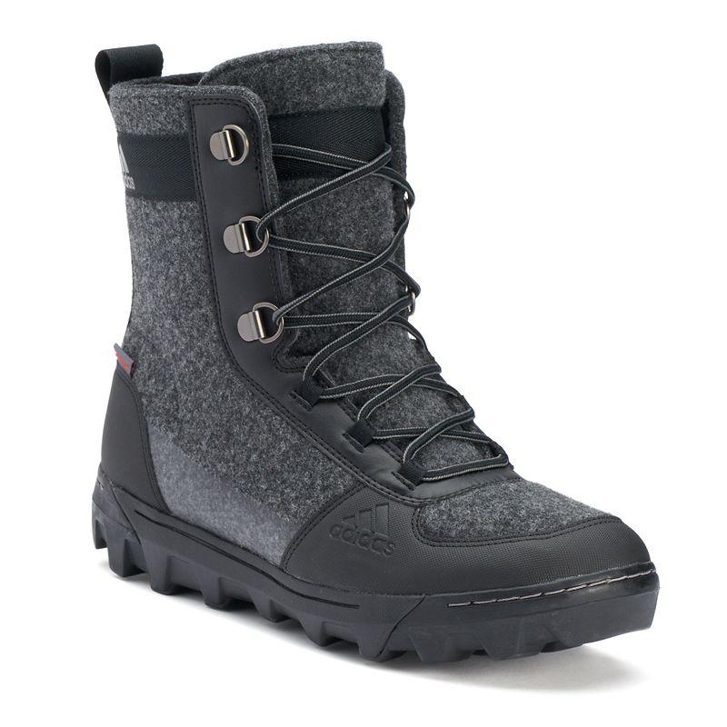 adidas CH Felt Men's Water-Resistant Wool Boots