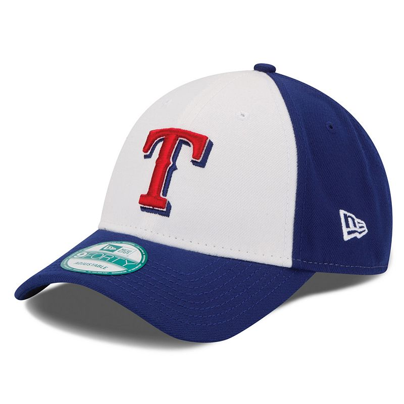 Adult New Era Texas Rangers 9FORTY League Cap