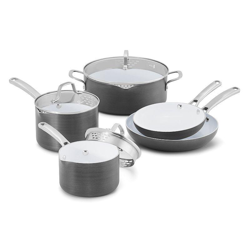 Calphalon Classic 8-pc. Nonstick Ceramic Cookware Set