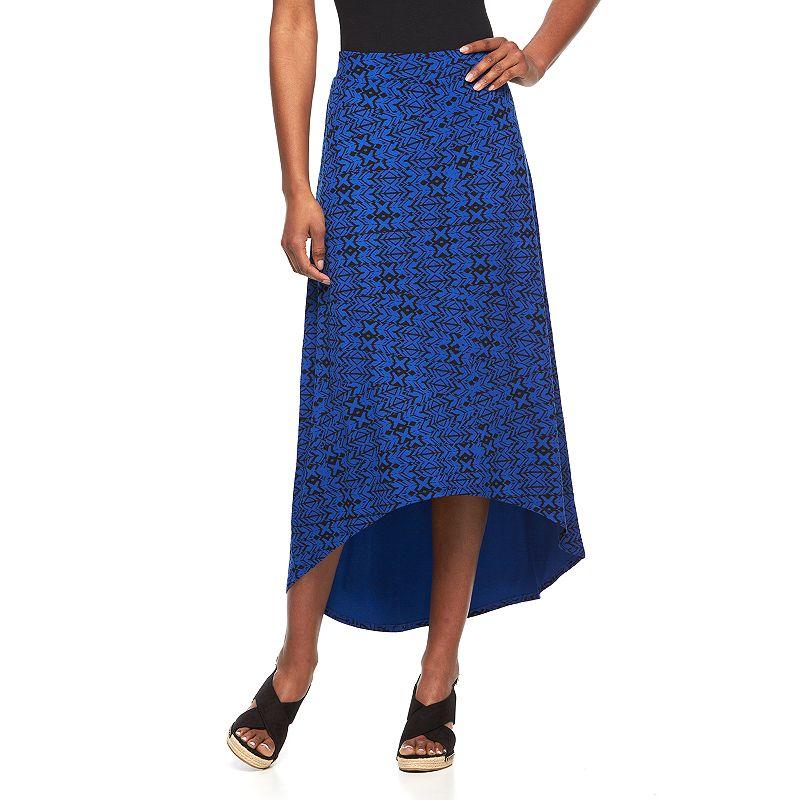 Petite Apt. 9® High-Low Hem Maxi Skirt