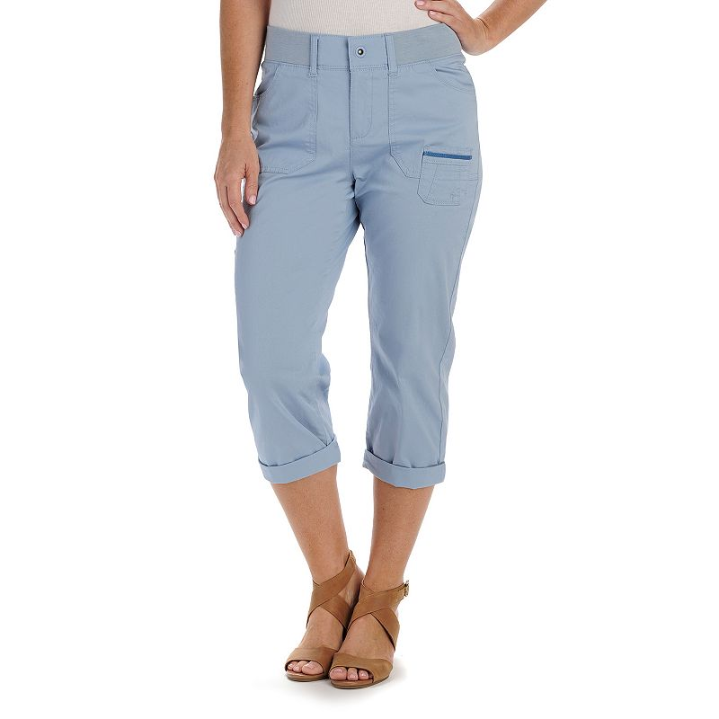 Women's Lee Lila Relaxed Fit Convertible Capris
