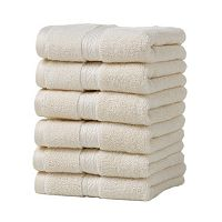 Grand Patrician Suites 6-pack Wash Cloth Set