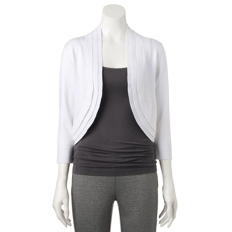 Women's Ronni Nicole Tiered Shrug