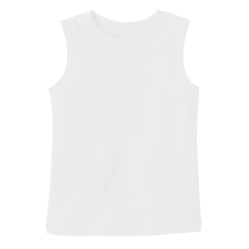 Baby Boy Jumping Beans® Solid Muscle Tee