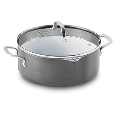 Calphalon Classic 5-qt. Ceramic Nonstick Hard-Anodized Dutch Oven