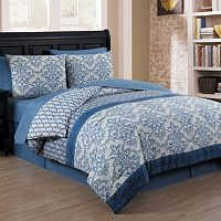 Avondale Manor Corsica 8-piece Bed in a Bag Set
