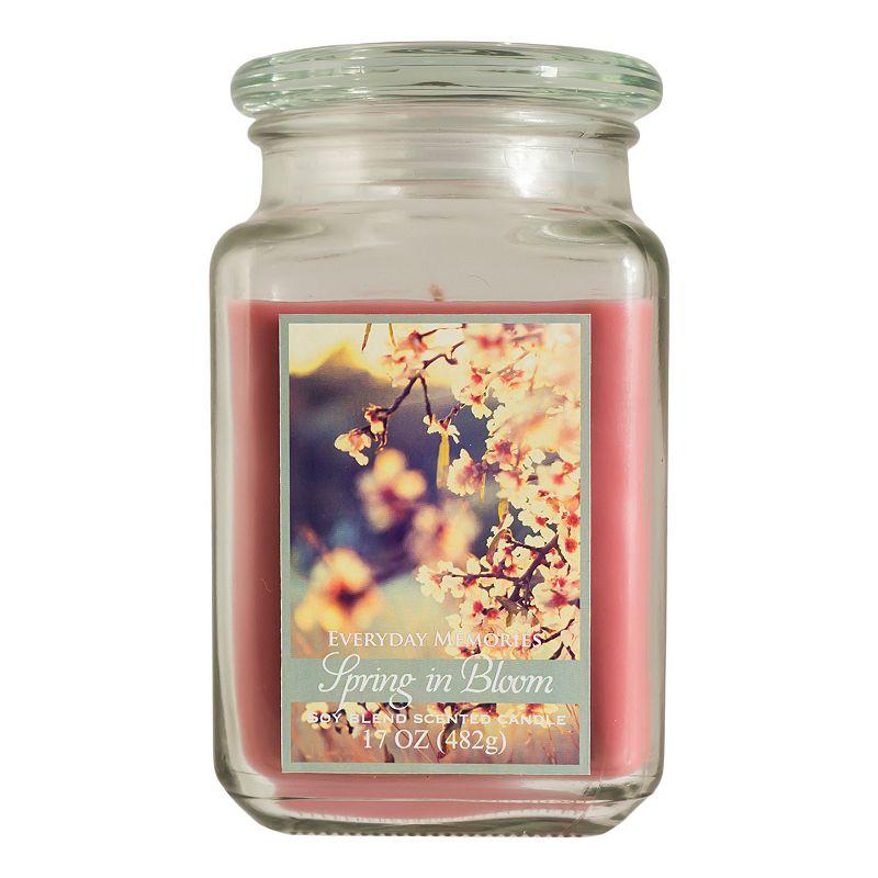 Everyday Memories 17-oz. Spring In Bloom Jar Candle