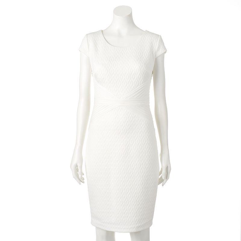 Women's Chaya Textured Sheath Dress