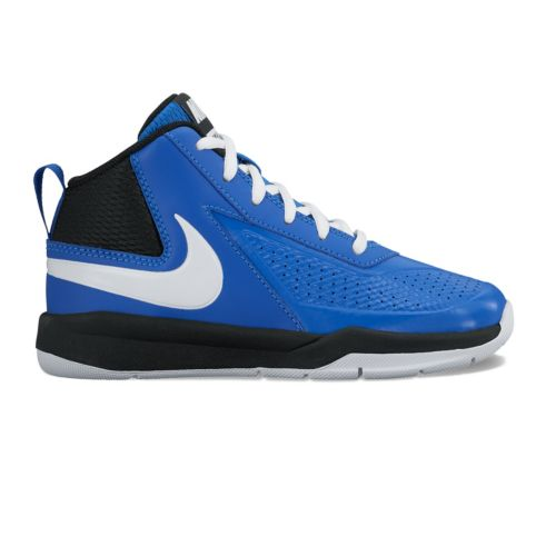 Nike Team Hustle D 7 Pre-School Boys' Basketball Shoes