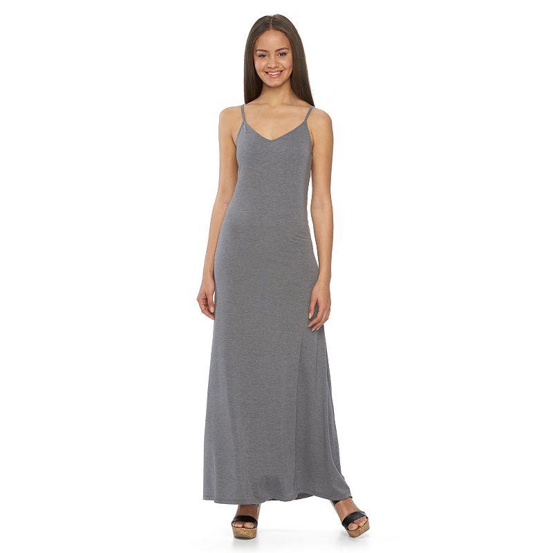 Juniors' SO® Sleeveless Maxi Dress