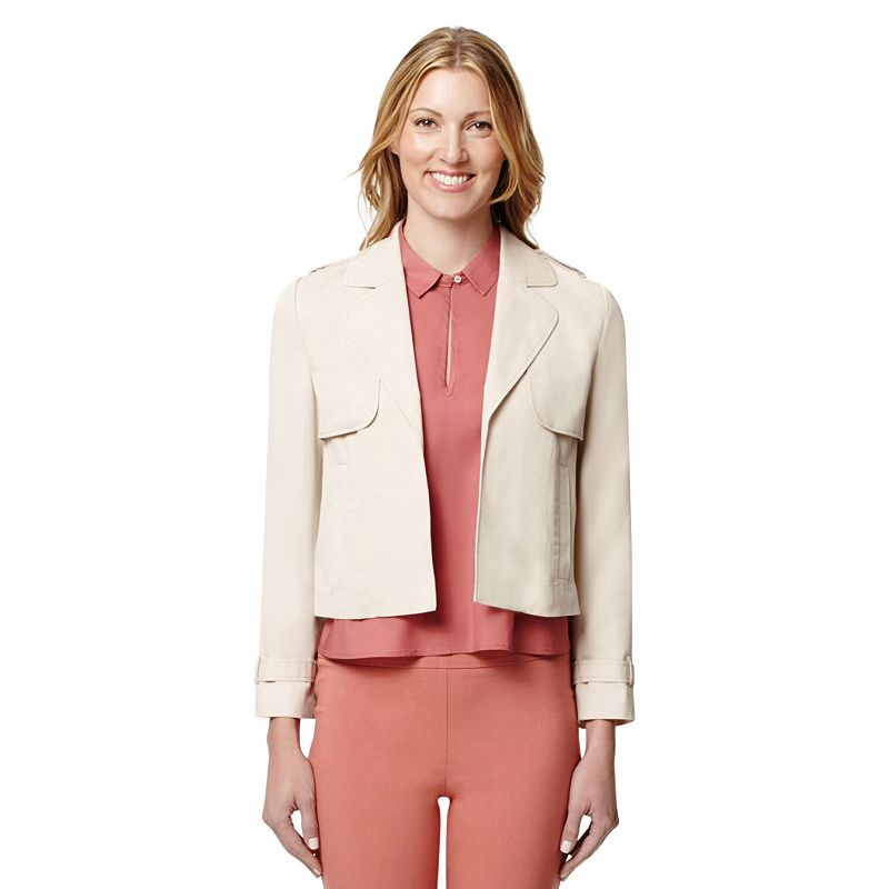 Women's Harve Benard Crop Jacket