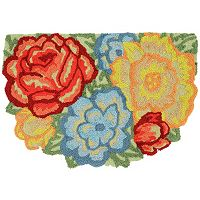 Food Network™ Floral Blooms Kitchen Rug - 23'' x 34''