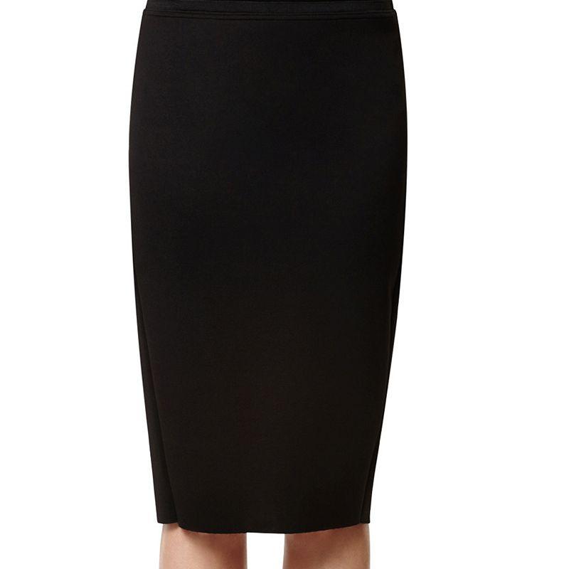 Women's Harve Benard Scuba Pencil Skirt