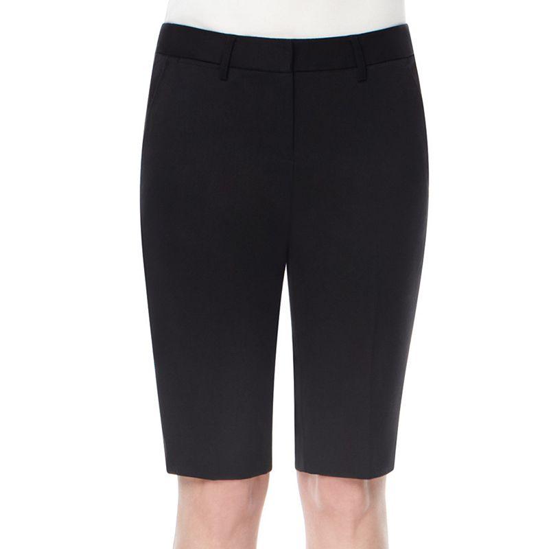 Women's Harve Benard Modern Fit Bermuda Shorts