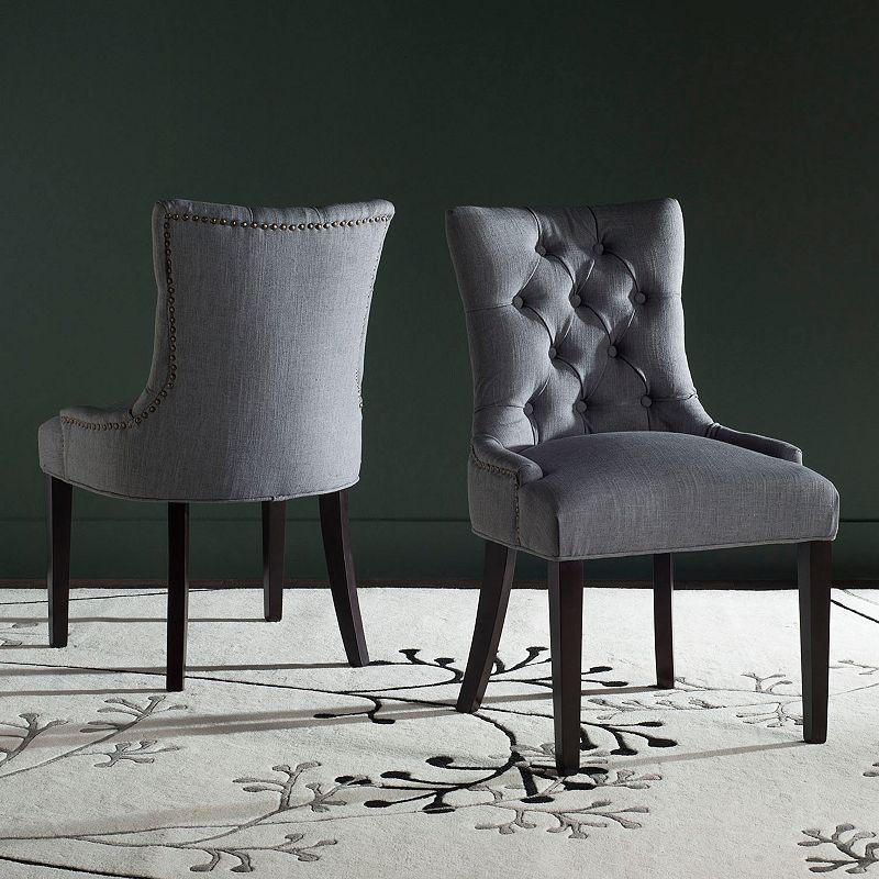 Safavieh Gamada Dining Chair 2-piece Set