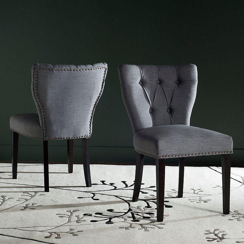 Safavieh Kendi Side Chair 2-piece Set