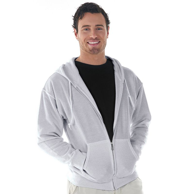 Men's Gildan Zip-Up Fleece Hoodie