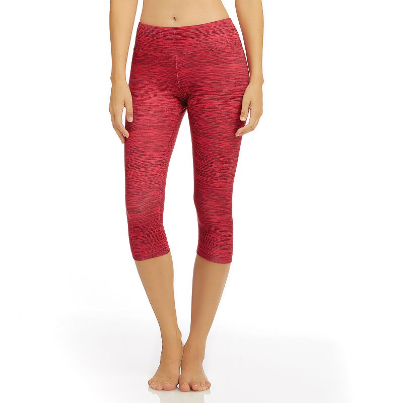 Women's Marika Printed Capri Workout Leggings