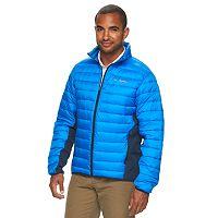 Big & Tall Columbia Elm Ridge Hybrid Puffer Jacket