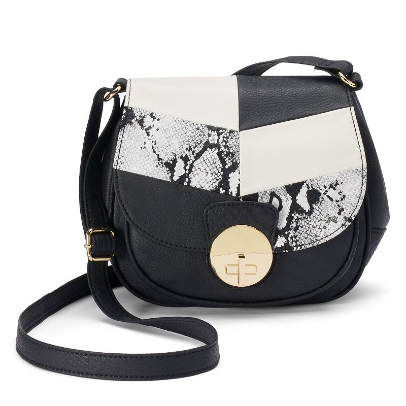 Apt. 9® Piper Crossbody Saddlebag