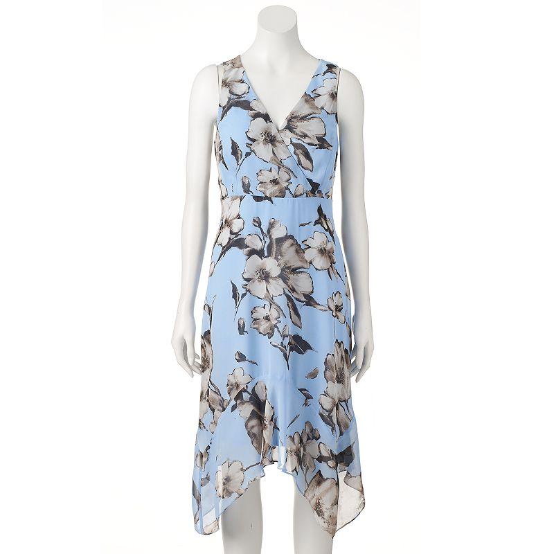 Women's MSK Floral Empire Dress
