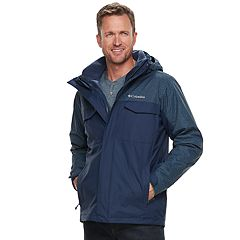 Big & Tall Columbia Timberline 3-in-1 Jacket by