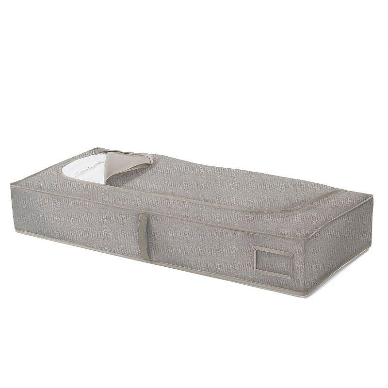 Neatfreak Harmony Twill Under Bed Storage Organizer